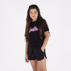 Camiseta Teen Niña Barbie